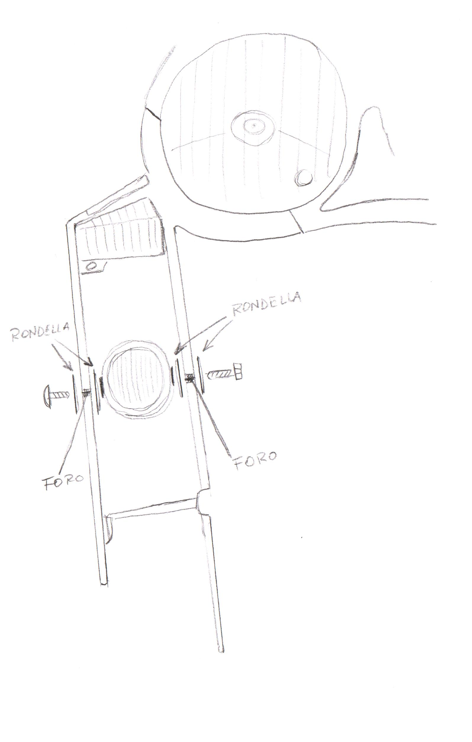 Schema Elettrico Per Faretti Moto : Montaggio faretti supplementari quot soluzione guzzometro